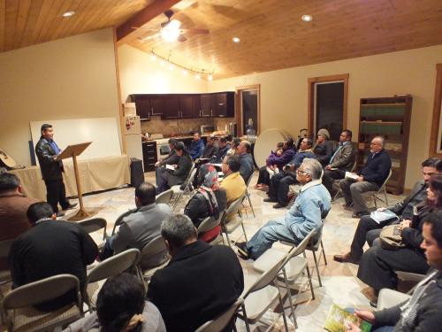 pastors meeting