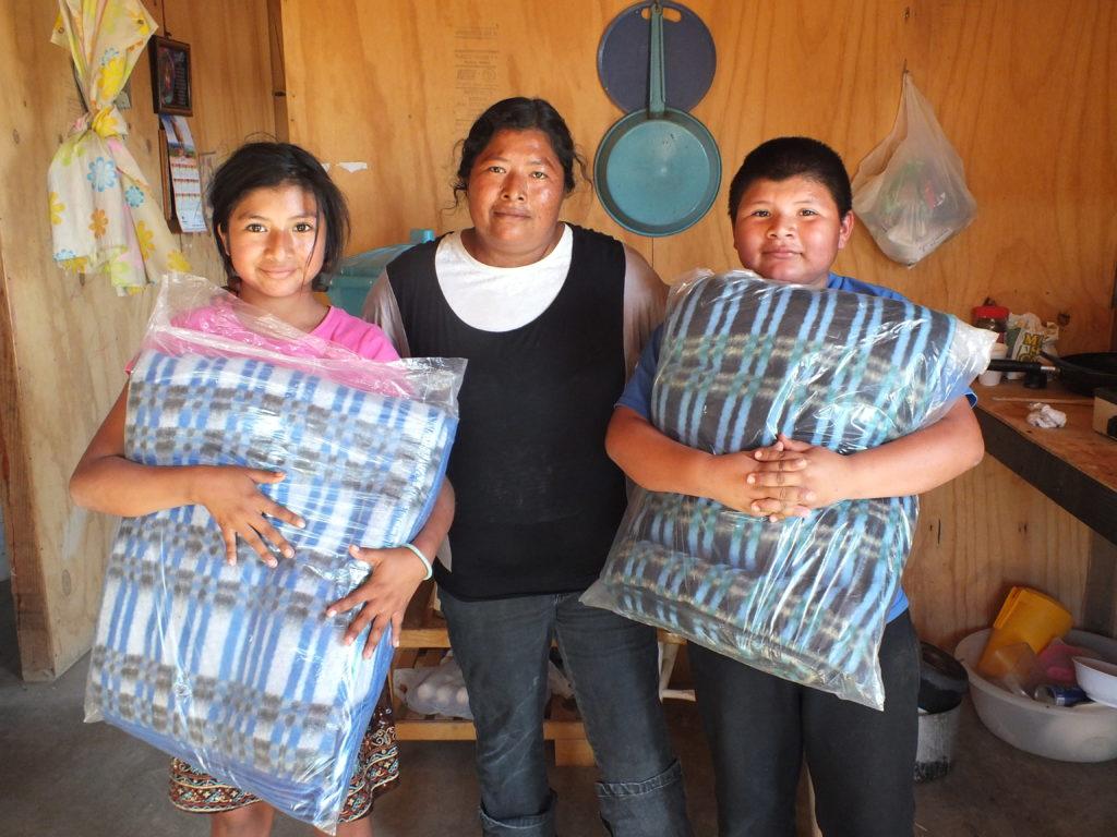 Blankets for Baja